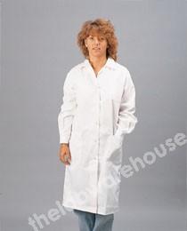 Proban treated lab coats