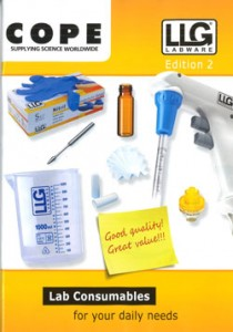 LLG Lab Consumables Catalogue from Cope